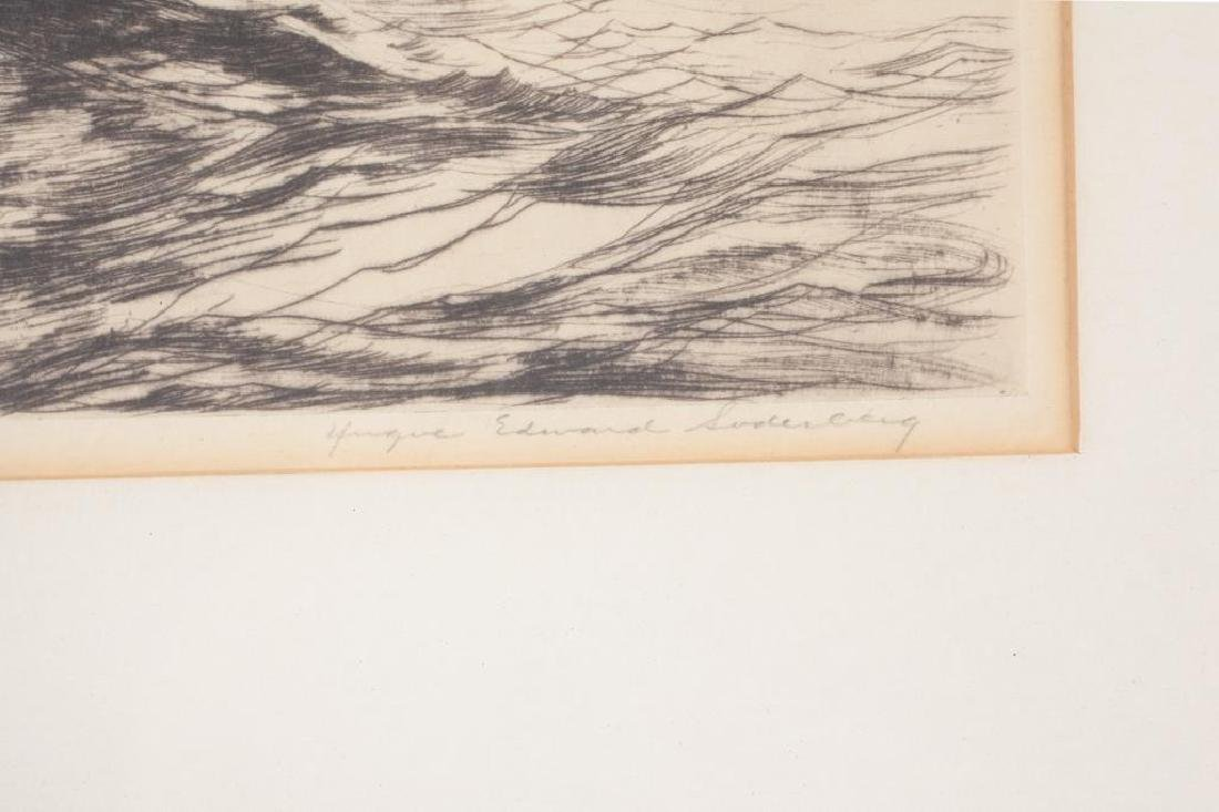 YNGVE EDWARD SODERBERG (1896-1971) - 3