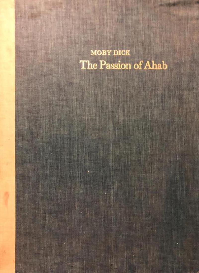 THE PASSION OF AHAB 26 Lithographs by Benton Spruance.