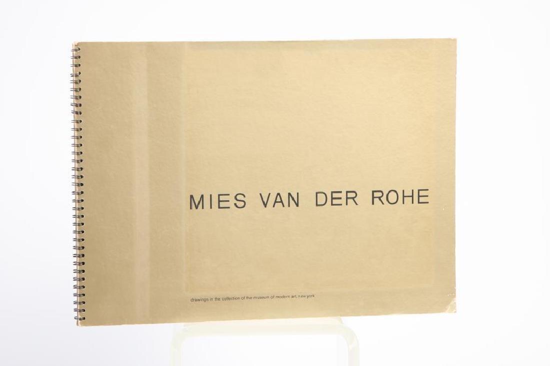 MIES VAN DER ROHE 1969 MUSEUM OF MODERN ART