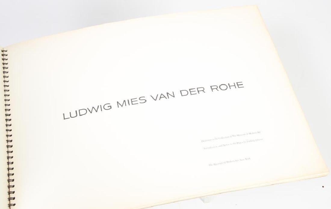 MIES VAN DER ROHE 1969 MUSEUM OF MODERN ART - 3