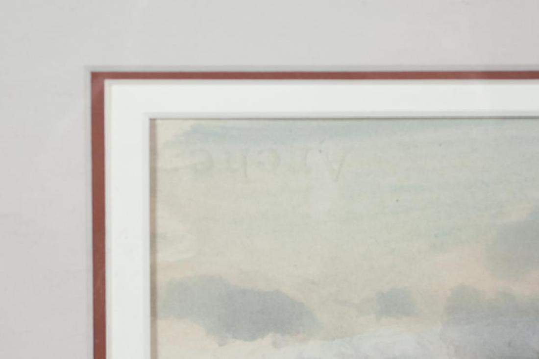 "SVEN OHRVEL CARLSON (1911-2006) ""Gathering Shells"" - 3"