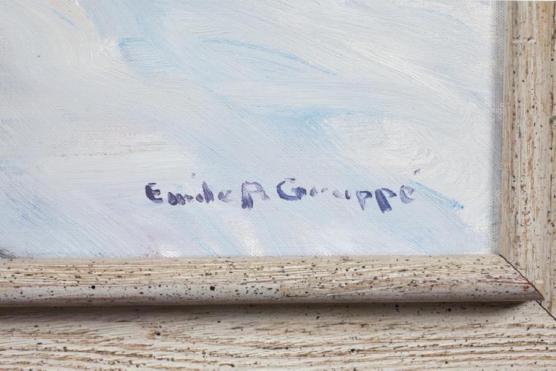 "EMILE ALBERT GRUPPE (1896-1978) ""New England Winter"" - 2"