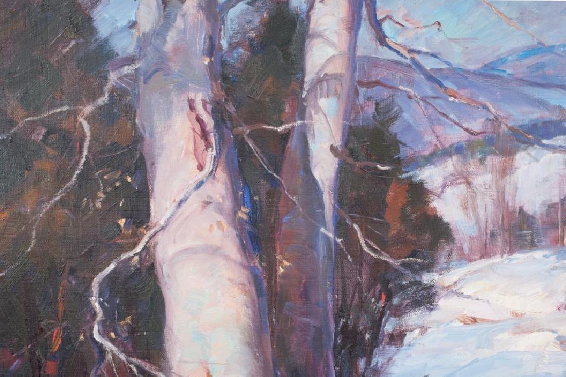 "EMILE ALBERT GRUPPE (1896-1978) ""New England Winter"" - 3"