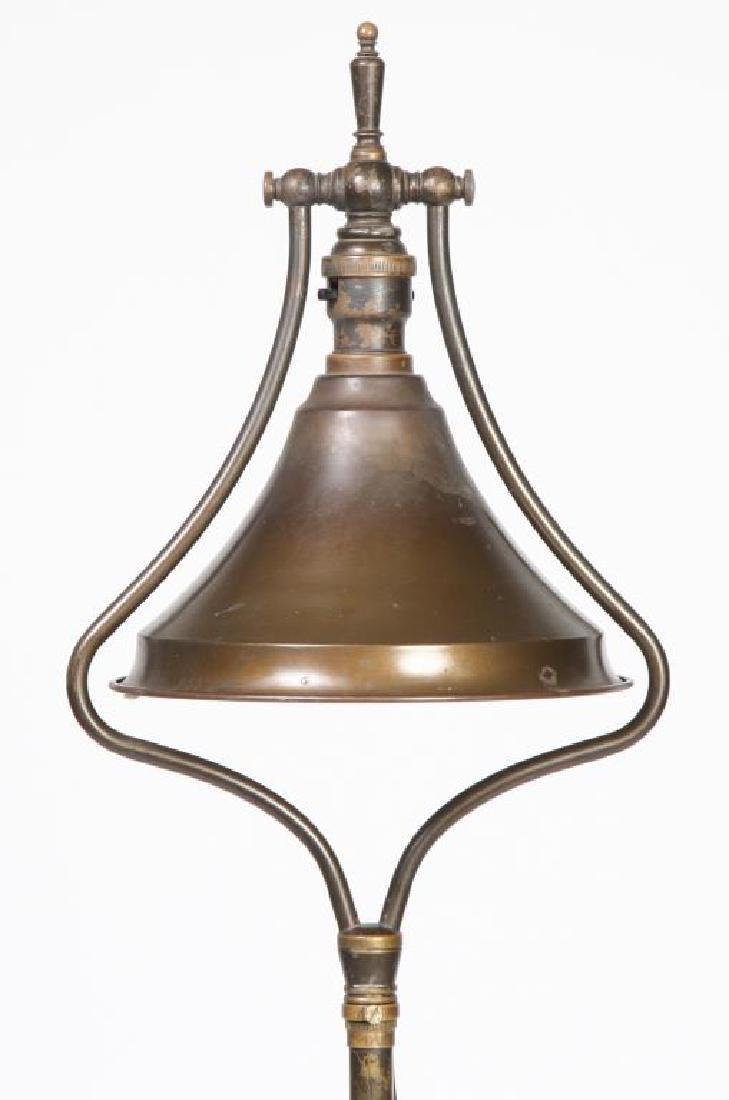 VINTAGE WILL ROSS INC READING / FLOOR LAMP Tilting - 3