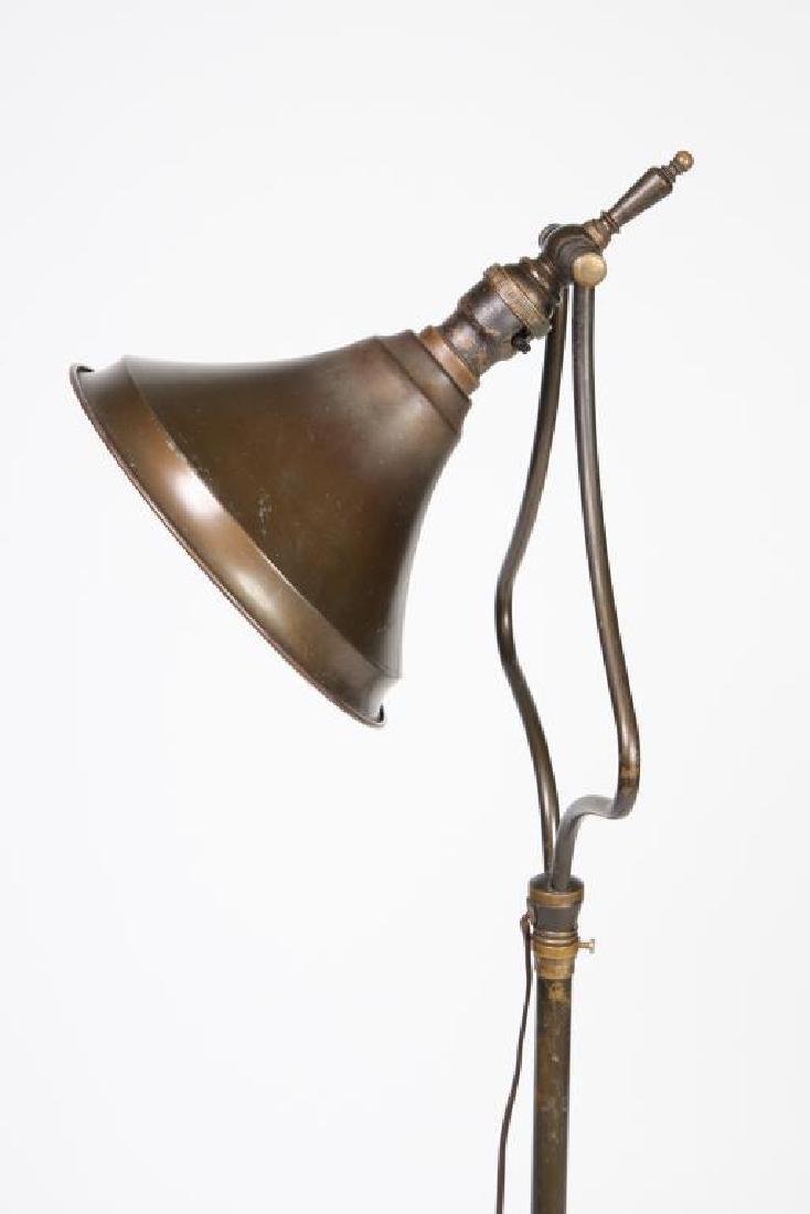 VINTAGE WILL ROSS INC READING / FLOOR LAMP Tilting - 6