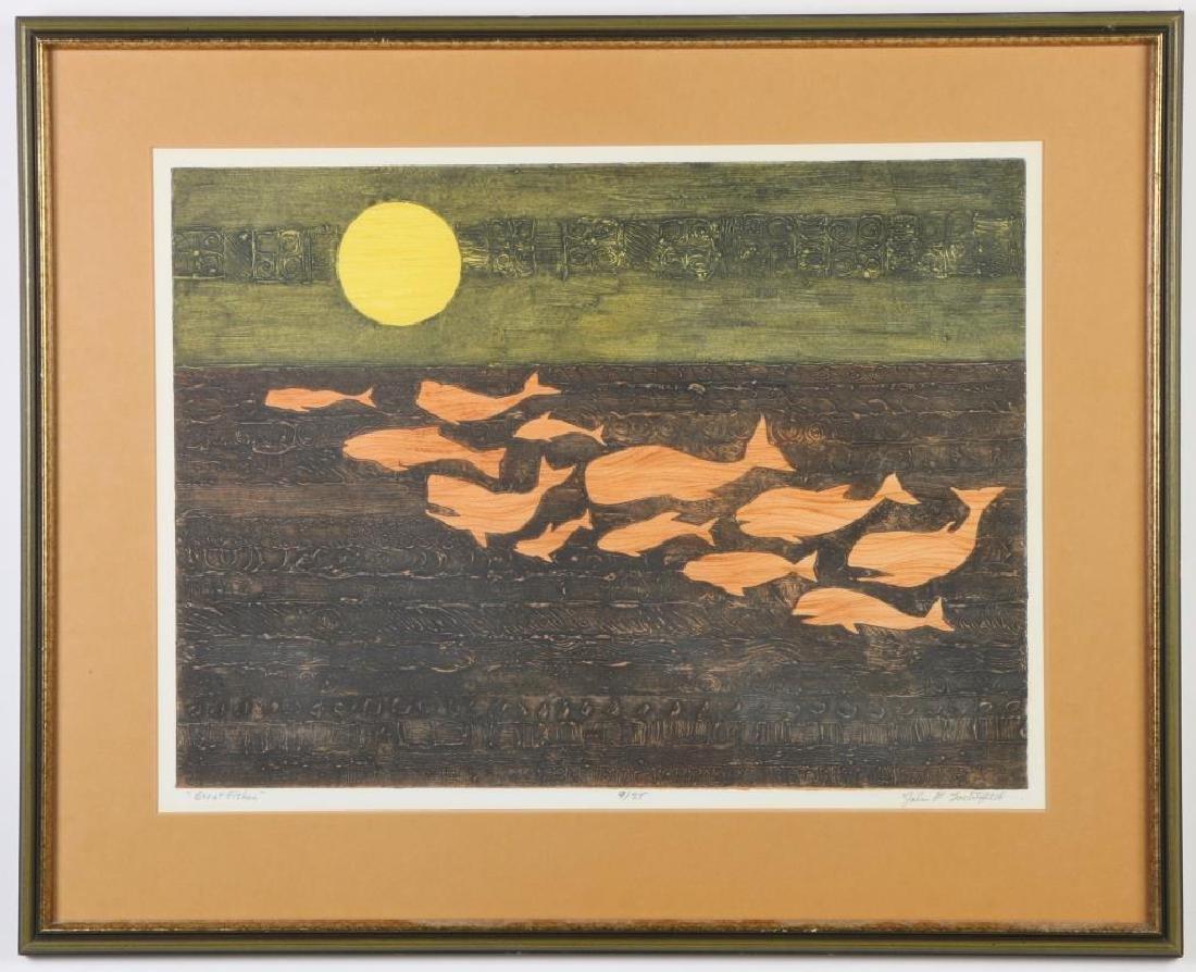 JOHN F. LOCHTEFELD (Mid-Century Modern) Nantucket