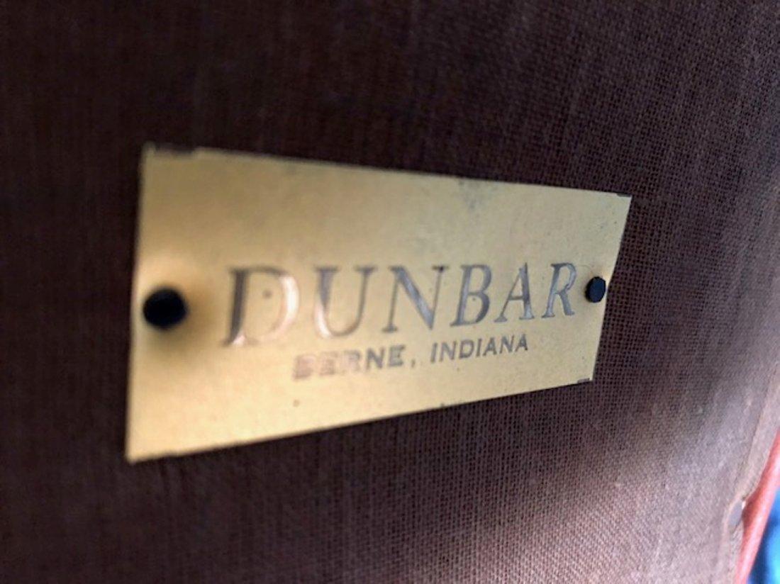DUNBAR LEATHER DESK CHAIR - 6
