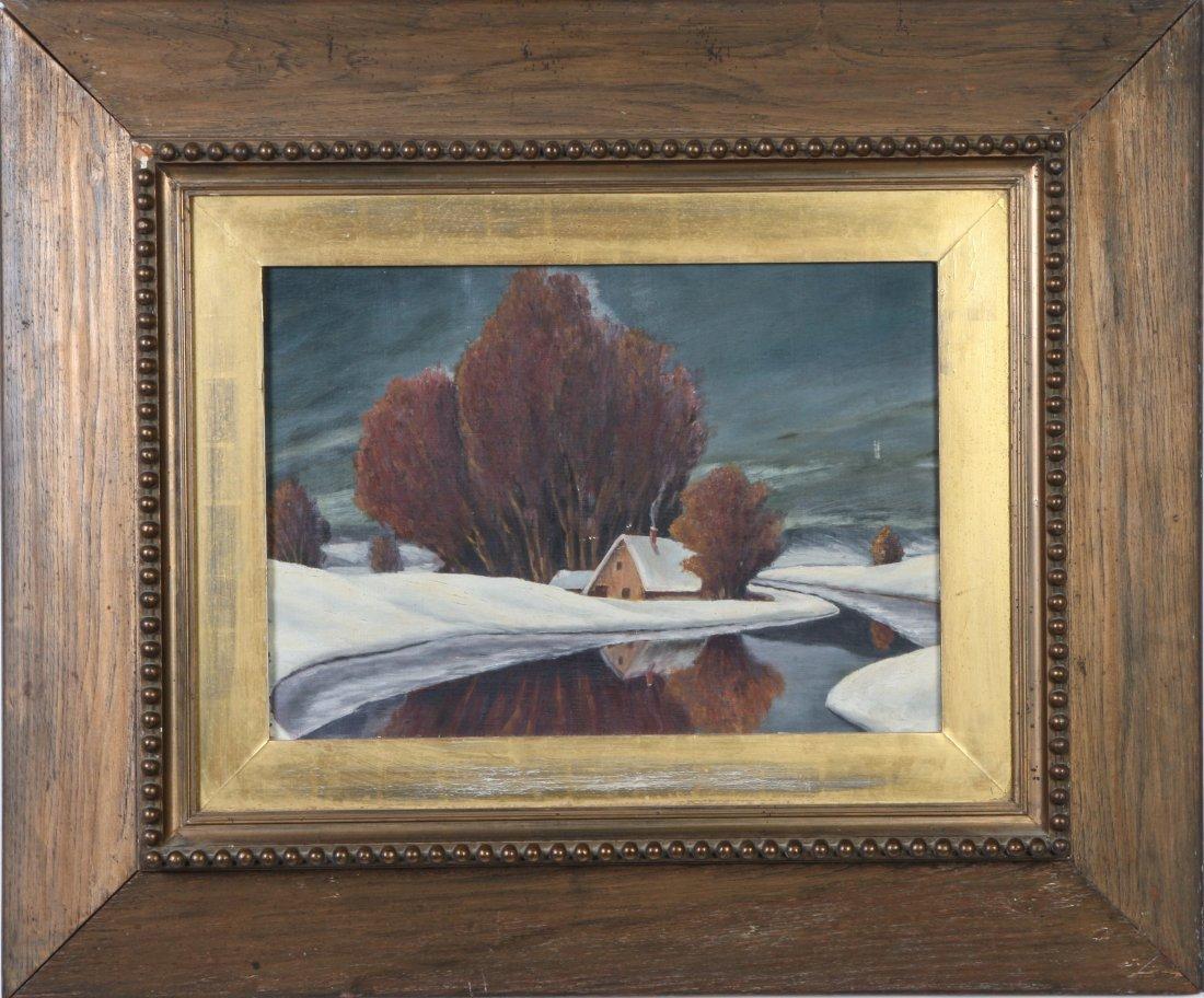 STEPHEN MAXFIELD PARRISH (1846 - 1938) - 4