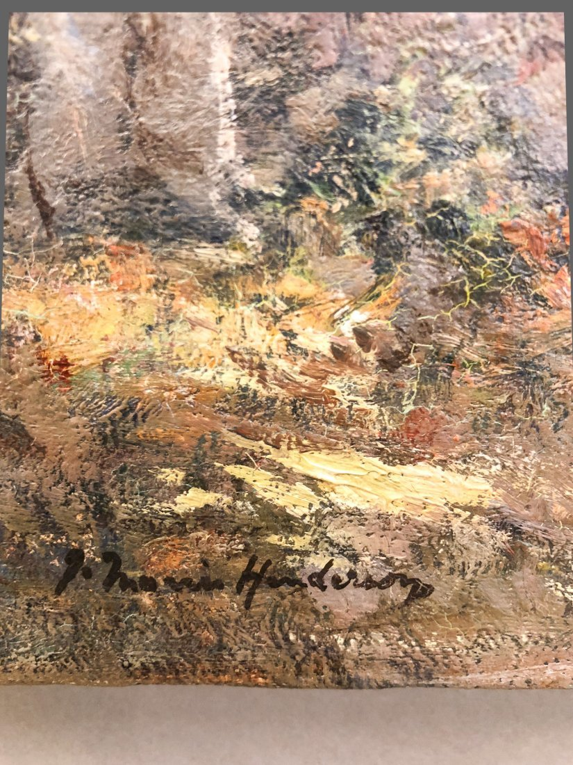 JOSEPH MORRIS HENDERSON (1863 - 1936) - 7