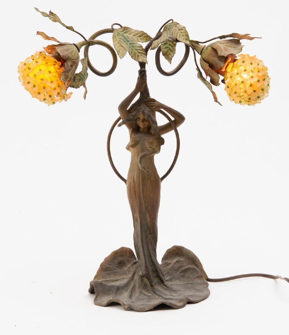PEDRO RAMON JOSE RIGUAL TABLE LAMP