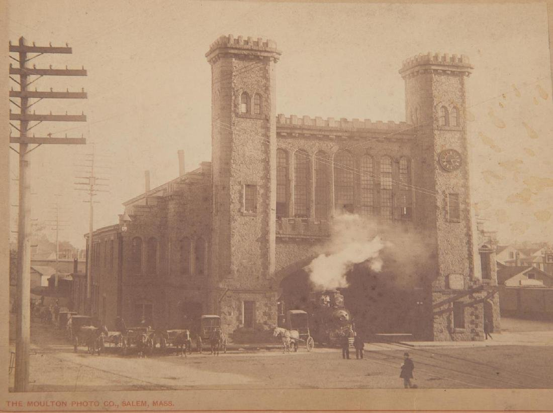LOT OF (19th and Early 20th c) PHOTOGRAPHS - 2