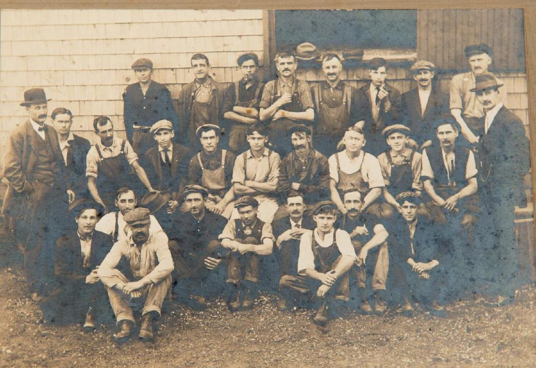 LOT OF (19th and Early 20th c) PHOTOGRAPHS - 4