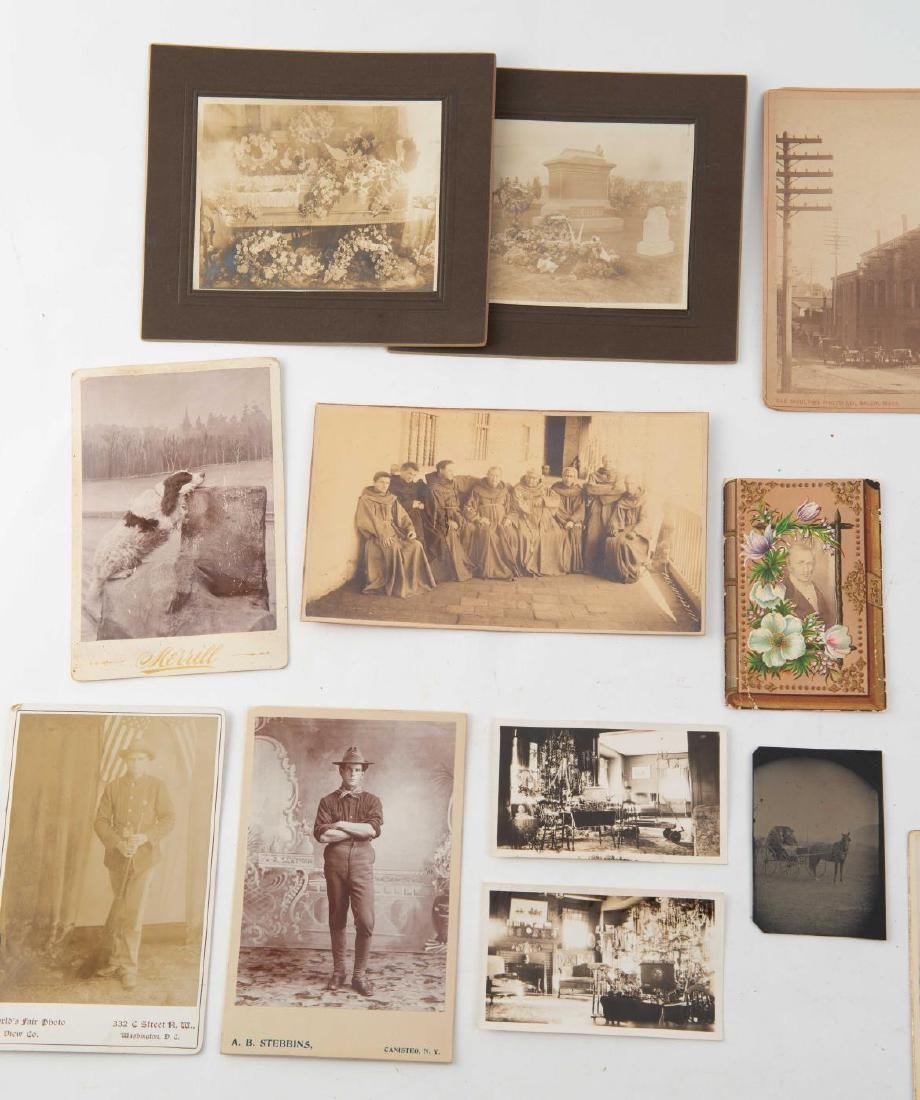 LOT OF (19th and Early 20th c) PHOTOGRAPHS - 6