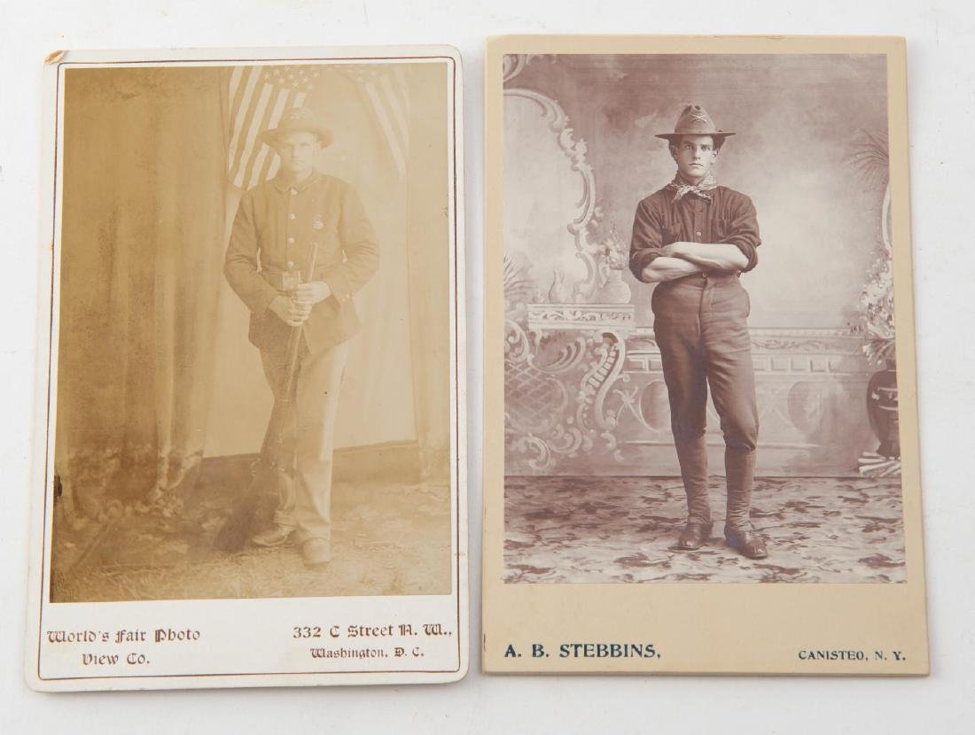 LOT OF (19th and Early 20th c) PHOTOGRAPHS - 9