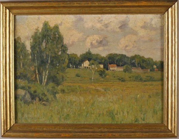 "18: Charles Warren Eaton, American (1857-1937) ""Colebro"