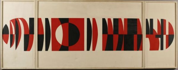 "161: Ralph Coburn, American (20th century) ""Black"