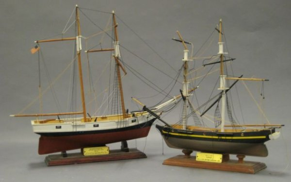 251: Two 20th Century ships