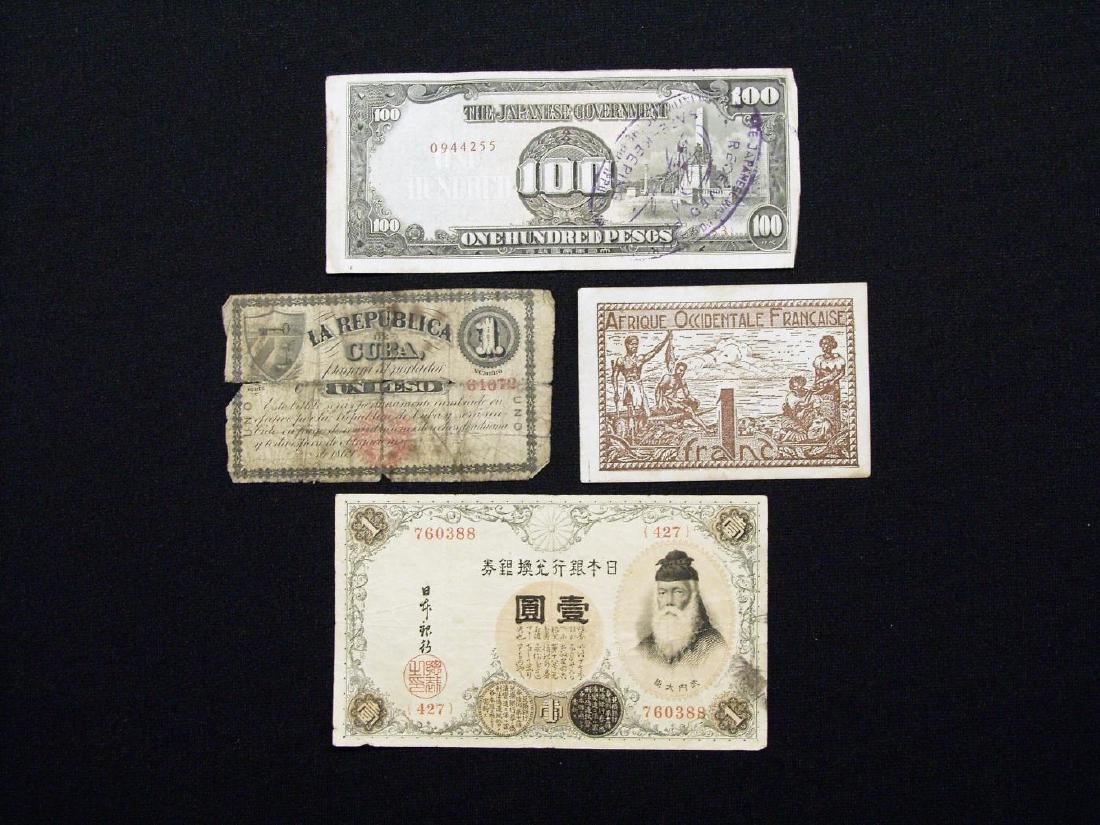(55) FOREIGN BANK NOTES & OCCUPATION CURRENCY - 2