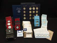GROUP LOT FRANKLIN MINT ISSUES