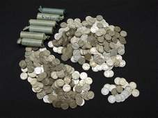 GROUP LOT EARLY UNITED STATES NICKELS