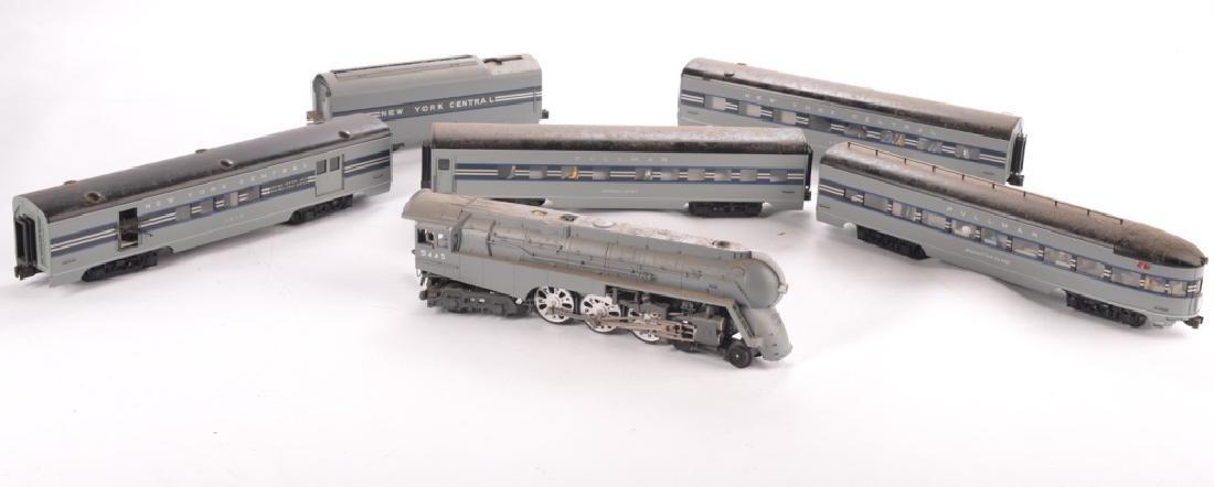 LIONEL O-GAUGE NEW YORK CENTRAL TRAIN SET