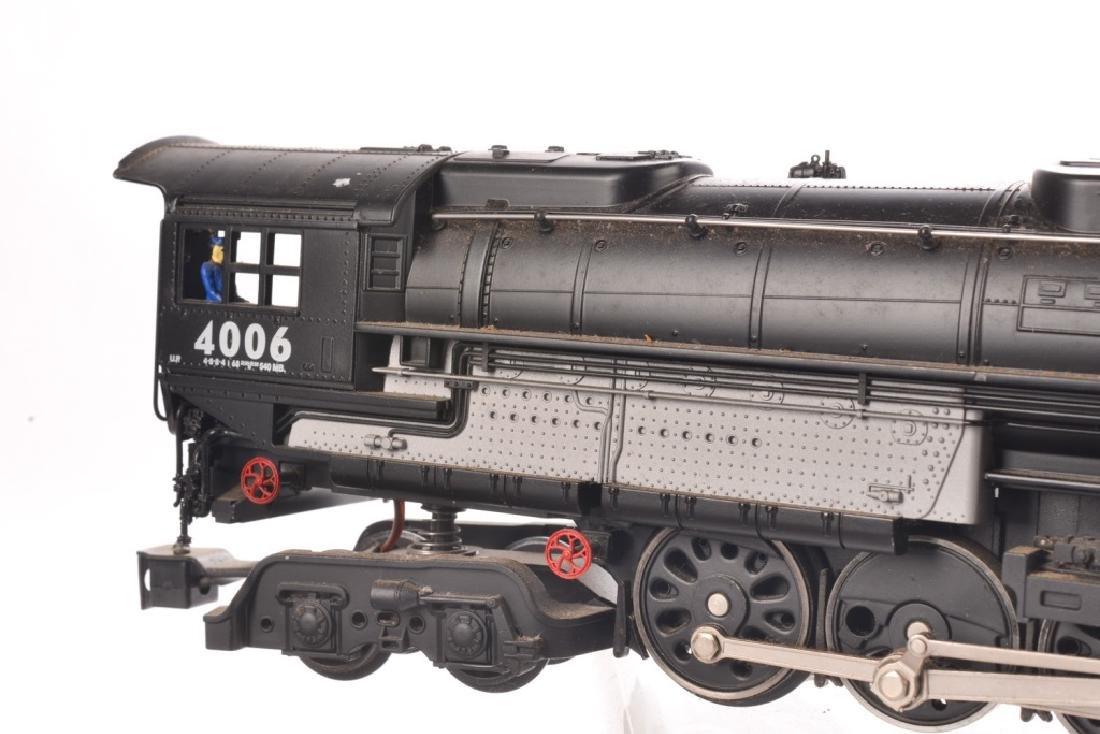 LIONEL O-GAUGE UNION PACIFIC TRAIN SET - 6