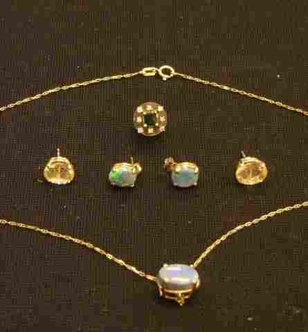 273: Miscellaneous lot of jewelry