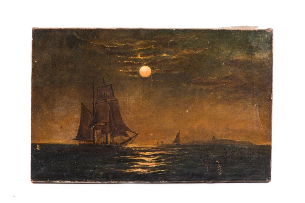 """SAILING BY MOONLIGHT"""