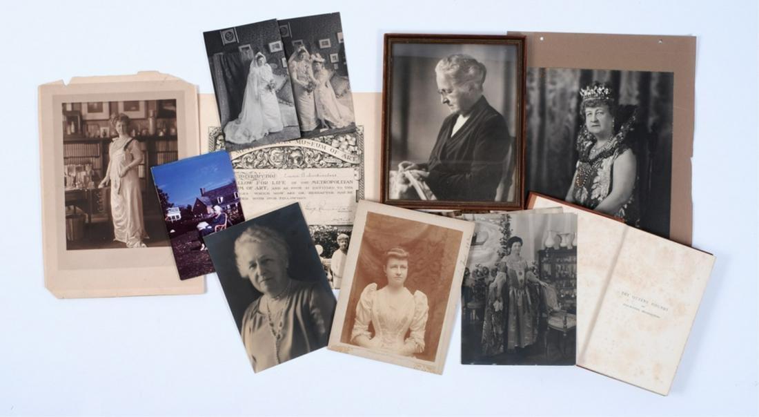 EMMA BREWSTER JENNINGS AUCHINCLOSS (1861-1942)
