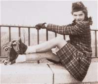PHOTOGRAPHS of JACKIE BOUVIER at CHAPIN SCHOOL
