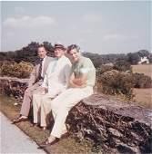 HUGH D. AUCHINCLOSS' 70th BIRTHDAY with FAMILY