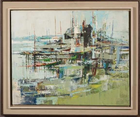 "285: J. Thurston Marshall, American (1908-1982) ""Low Ti"