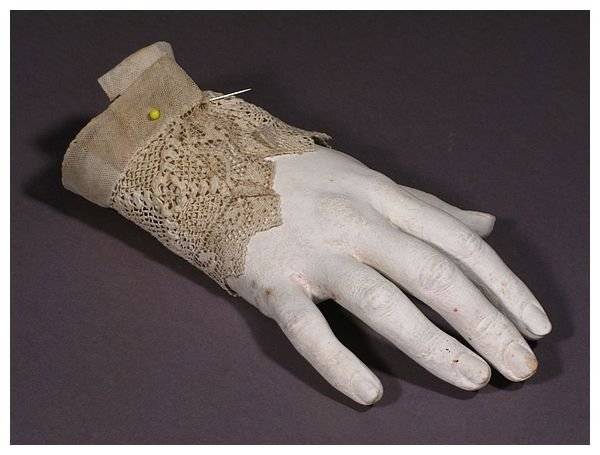 "11A: American School (20th century) ""Lillian's Hand 1"