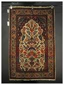 800N Hand made Persian oriental scatter rug