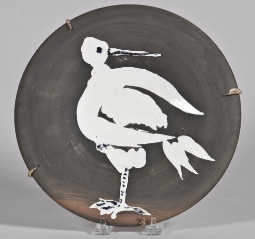 132: Pablo Picasso, Spanish (1881-1973) Dove