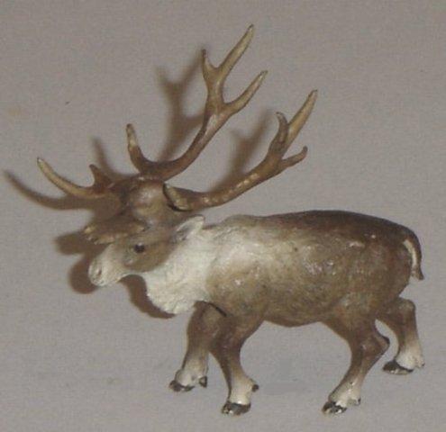 140: Miniature cold painted Austrian Vienna bronze