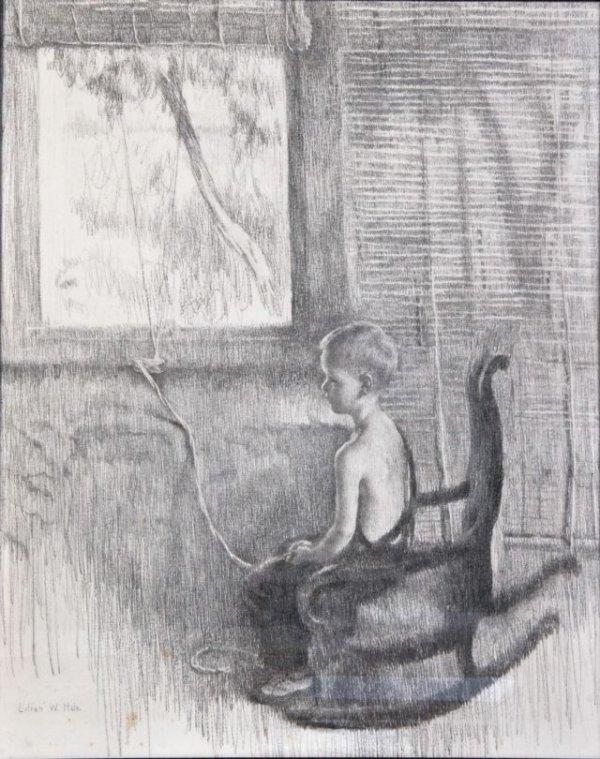 50A: Lilian Westcott Hale (1881-1963)