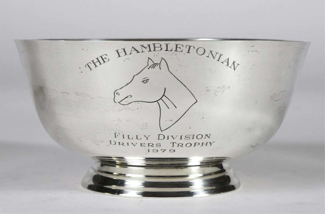 1979 HAMBLETONIAN FILLY DIVISION DRIVERS TROPHY