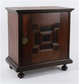 Pilgrim Century Joined Oak Spice Cabinet