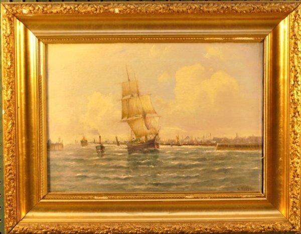 5: Carl Vilhelm Carsen, Dutch (19th/20th century) Dutch