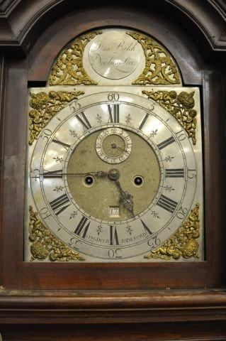 53: 18th century Newburyport tall case clock  - 2