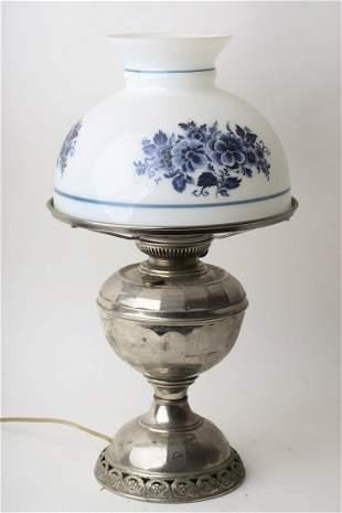 BRADLEY & HUBBARD #4 RADIANT TABLE LAMP