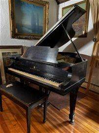 1912 STEINWAY GRAND PIANO