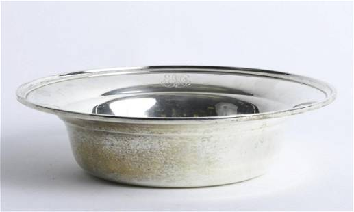 S. KIRK & SON STERLING SILVER BOWL