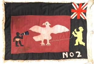 AFRICAN FANTE FLAG No. 2