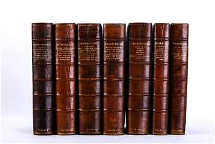 PRESENTATION COPY OF THE WORKS OF SHAKESPEARE
