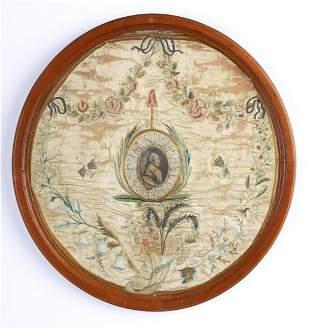 GEORGE WASHINGTON MEMENTO MORI circa 1799