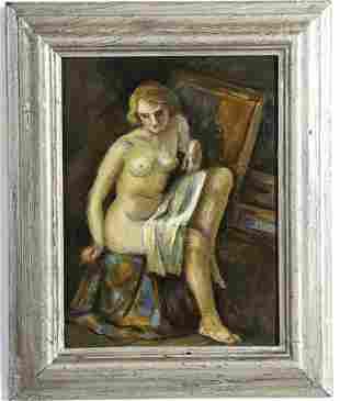 THOMAS THORNE (b. 1909)