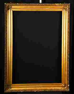 1890s AMERICAN COVE MOLDED PICTURE FRAME
