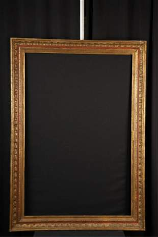 (Early 20th c) CONTINENTAL PICTURE FRAME